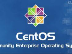 Configuration file in CentOS